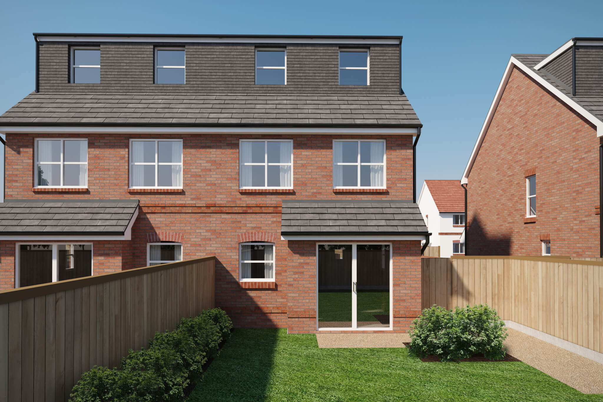 Mulberry Park , Cheshire, CH66 1JY | Forth HomesForth Homes